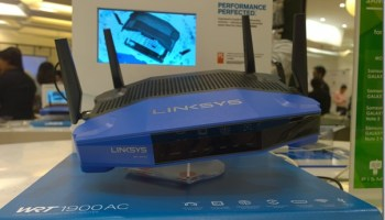 Cisco Linksys E2500 Advanced Dual-Band Wireless N Router