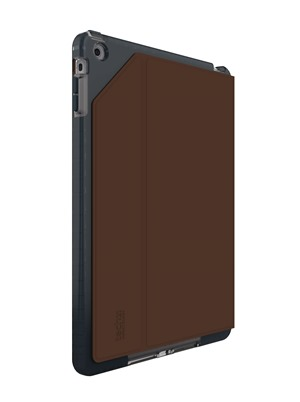 T21-4116 Tech21 Impact Folio for iPad Air - GreyBrown - 4
