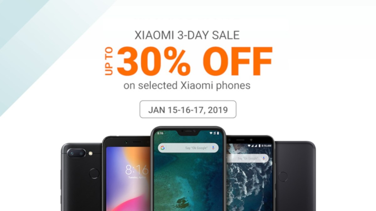 What Happened To Xiaomi's Supposed 30% Off Sale?