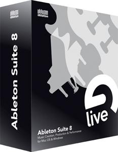 Ableton Suite 8
