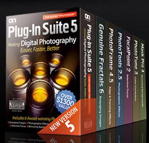 onOne Plug-in Suite 5