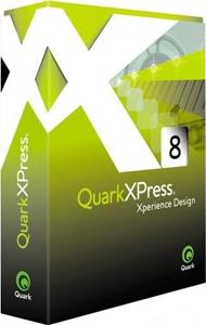 Quark XPress 8
