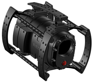 Red One digital cinema camera in The Technofile