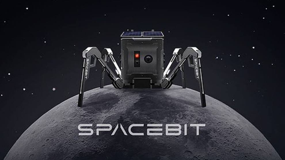 World's smallest walking rover ready to explore the moon