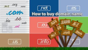buy domains and hosting