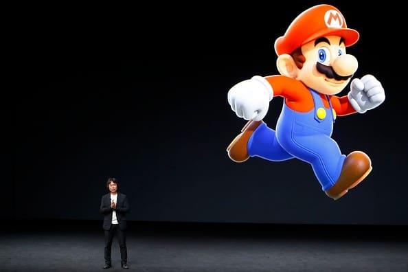 super mario run not on android