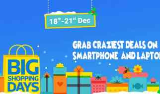 Smartphone Deals - Big Shopping Days