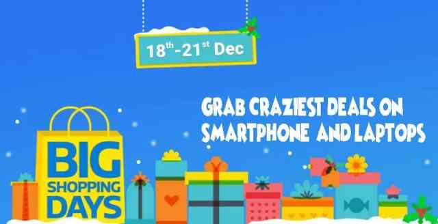 Smartphone Deals - Big Shopping Days