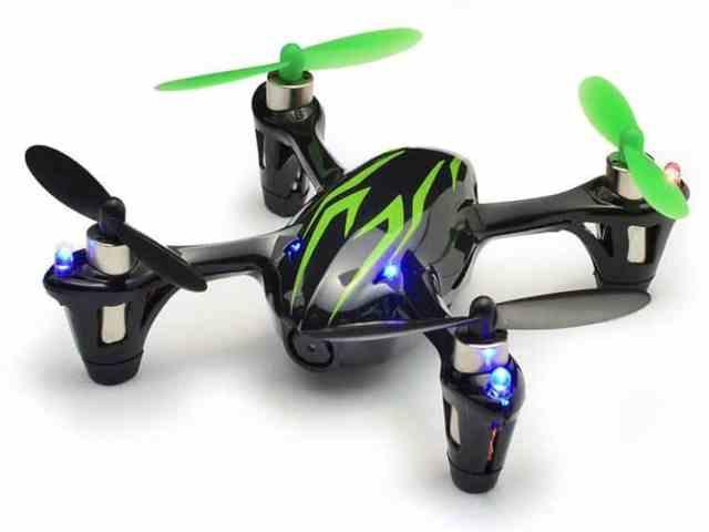 nano drones with camera Hubsan X4 H107C thetechtoys