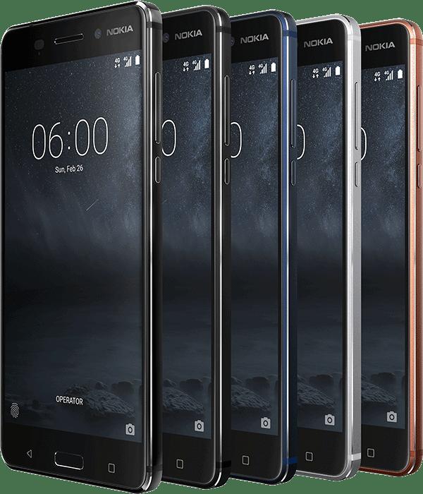 Nokia-6-India thetechtoys dot com