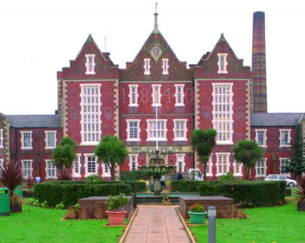Image result for springfield hospital richmond london