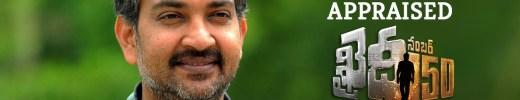 Baahubali Director Appreciates Khaidi No150 Team