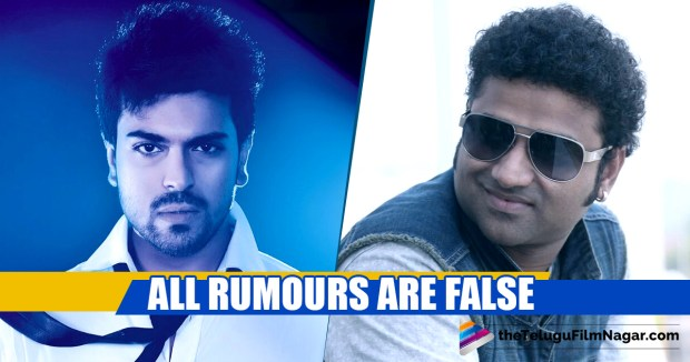 Rumours about DSP-Charan False!