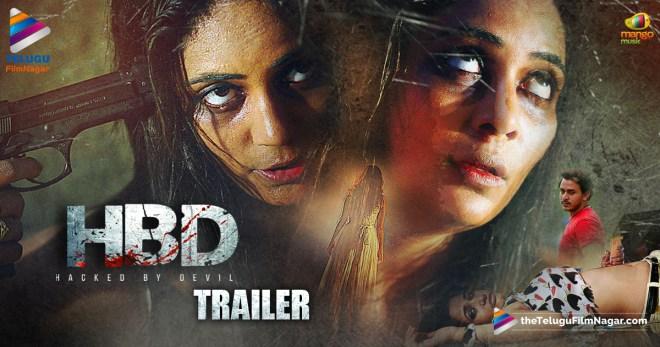 Hacked by Devil Trailer, HBD Movie Trailer,