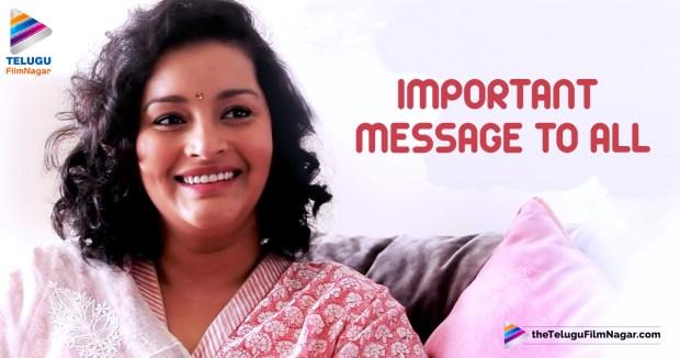 Renu Desai's Message To Her Fans