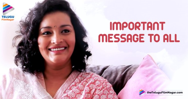Renu Desai's Message To Her Fans