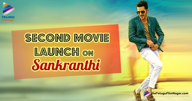 Akhil Second Movie Launch,Akhil Second Movie