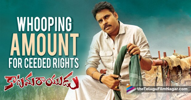 Katamarayudu Ceeded Rights