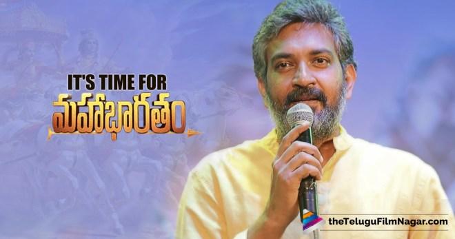 Rajamouli Next Movie Mahabaratham, Rajamouli Next Movie, Rajamouli Next film,