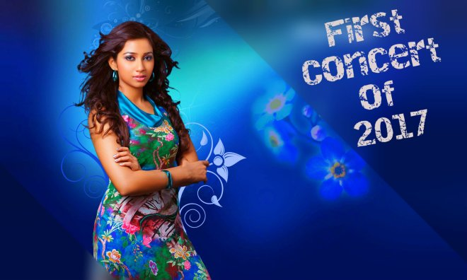 Shreya Ghoshal Set For Her First Concert of 2017