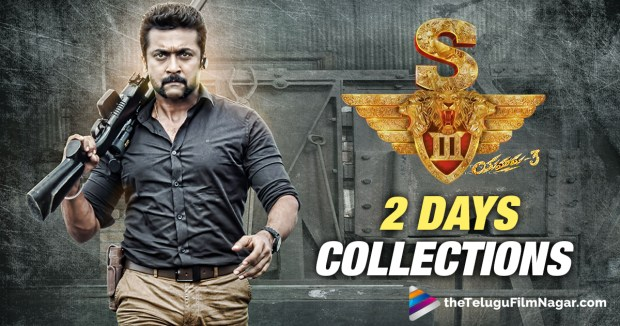 Singam 3 Collections