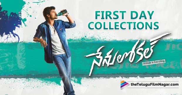Nenu Local First Day Collections