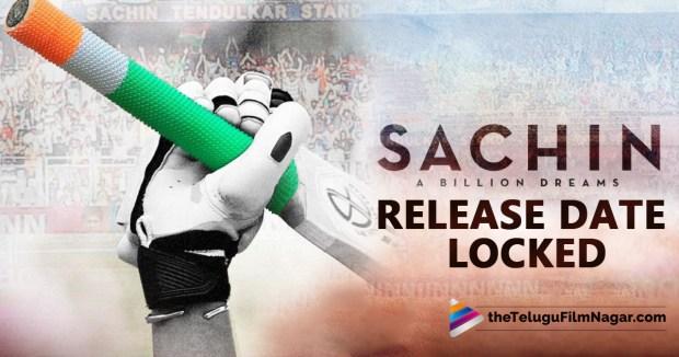 Sachin Biopic Release Date