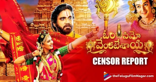 Om Namo Venkatesaya Censor