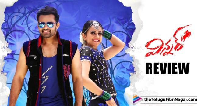 Winner Movie Review, Winner Telugu Movie Review