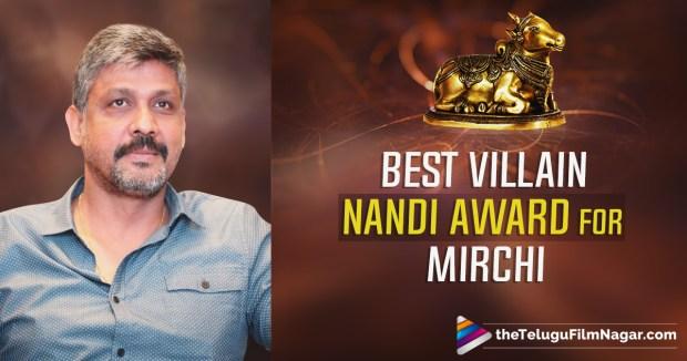 Nandi Award for Best Villain