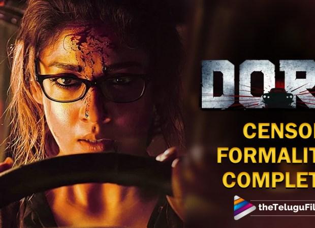 Dora Completes Censor Formalities