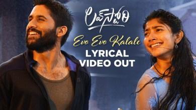 Mahesh Babu Launches New Lyrical From Naga Chaitanya's Love Story Movie