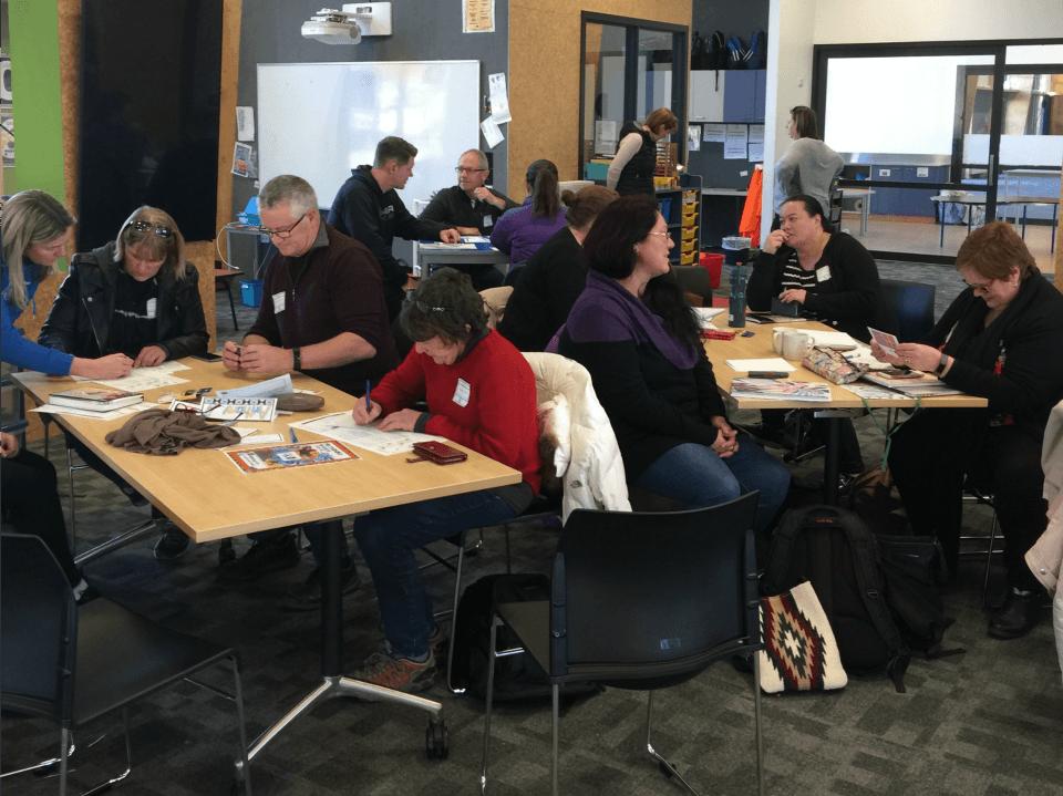 te reo maori teacher workshops