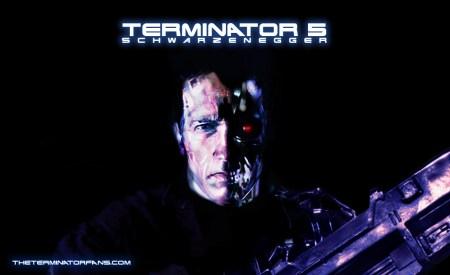 Terminator 5 Arnold Schwarzenegger