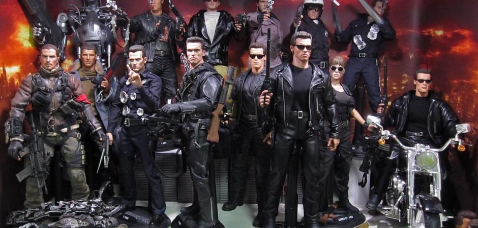Terminator Collectibles