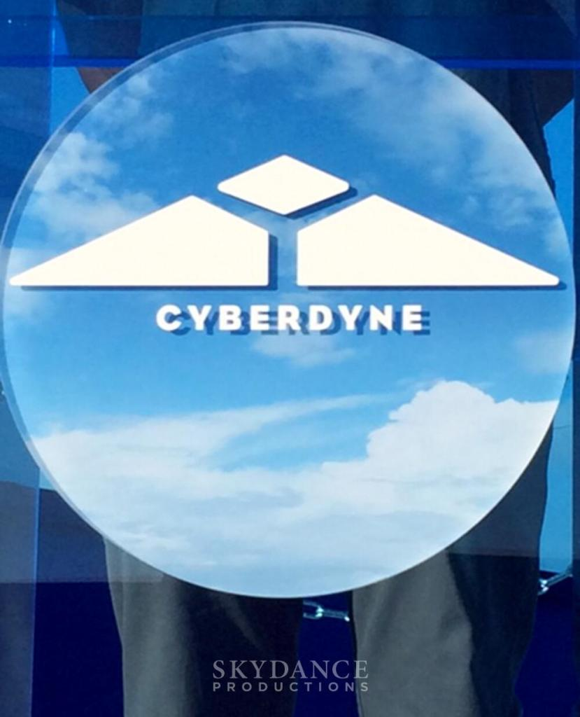 Cyberdyne Systems Viral Image by Skydance Productions