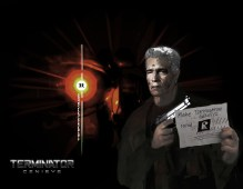 Terminator Genisys Rated R