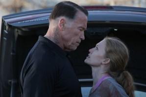 Schwarzenegger Sabotage Movie