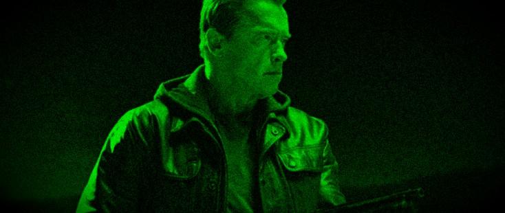 Arnold Schwarzenegger Terminator: Genisys