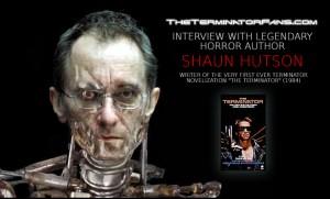 Shaun Hutson The Terminator Interview