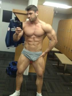 Brett Azar Terminator Body Double