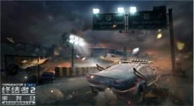 Terminator 2 3D Videogame