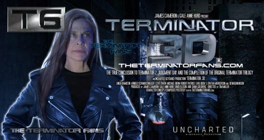 Sarah Connor Terminator 6 Linda Hamilton
