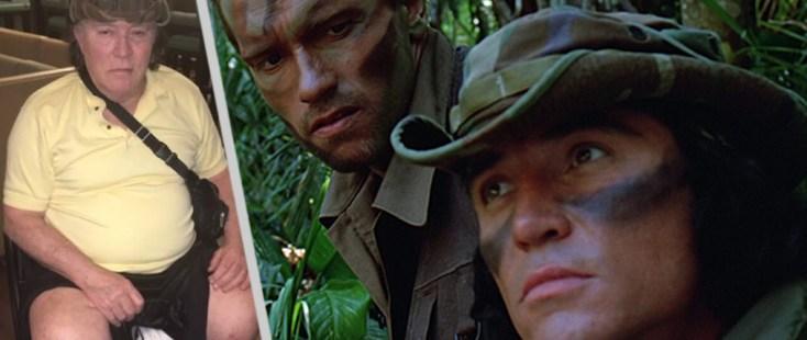 Sonny Landham Arnold Schwarzenegger Predator