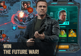 Terminator Genisys Future War Plarium Games Screenshot T-800