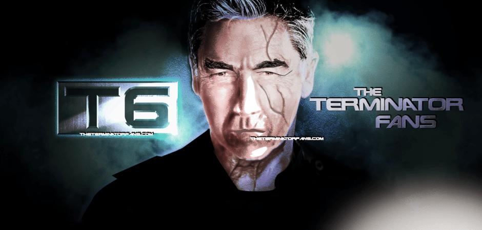 Michael Edwards John Connor Terminator 6