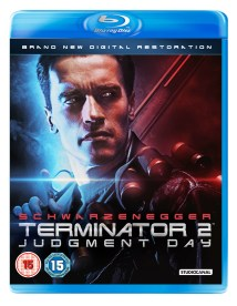 TERMINATOR 2: Judgment Day 2D Blu-Ray BD UK
