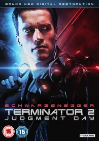 TERMINATOR 2: Judgment Day 2D DVD UK