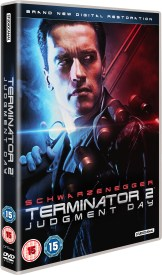 TERMINATOR 2: Judgment Day DVD UK
