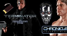 WIN Terminator Genisys Chronicle Collectibles Prizes
